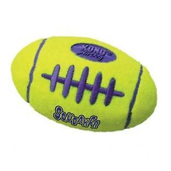 Kong Airdog Squeaker Football Medium