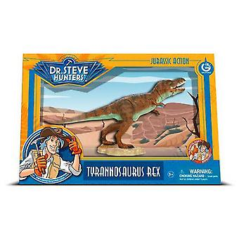Geoworld Action-Rex Jurassic tyrannosarus Medium