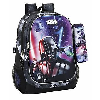 Safta Day Pack Adaptable Carro Star Wars (Toys , School Zone , Backpacks)