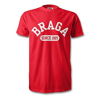 Sporting Braga 1921 établi Football T-Shirt
