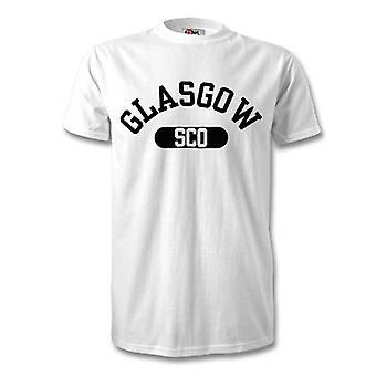 Glasgow Scotland City Kids T-Shirt