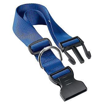 Club C15 Nylon collare blu 15 mm X 30-44 cm