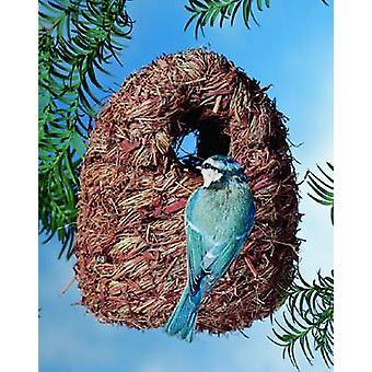 Small Bird Nest / Shelter 16.5x9.5x9.5cm