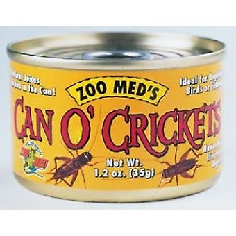 Zoo Med Can O'crickets Wet 35g