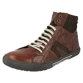 Mens Base London Casual Ankle Boots World