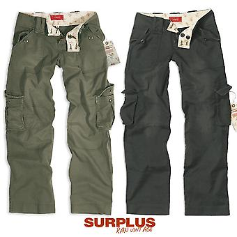 Surplus ladies trousers of ladies trousers