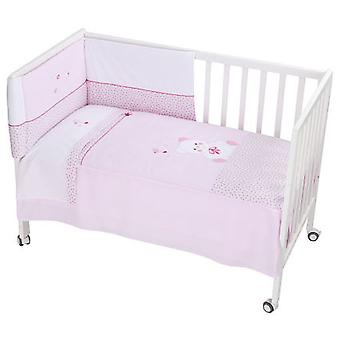 Piccolandy Osita white crib cradle kit Zoe White
