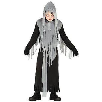 Guirca Children costume evil spirit Size 7-9 years (Kostuums)