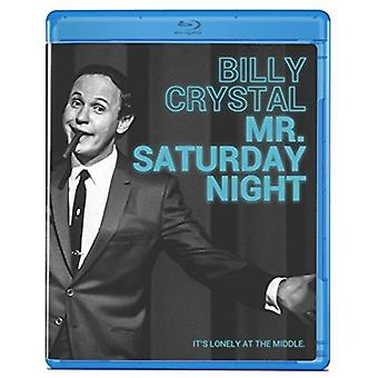 Hr. Saturday Night [Blu-ray] USA importerer