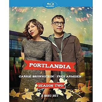 Portlandia: Season 2 [BLU-RAY] USA import