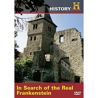 In Search of the Real Frankenstein [DVD] USA import