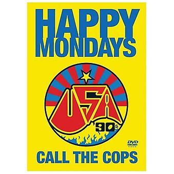 Happy Mondays - Call the Cops [DVD] USA import