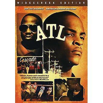 Atl [DVD] USA import