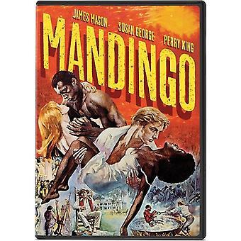 Mandingo [DVD] USA import