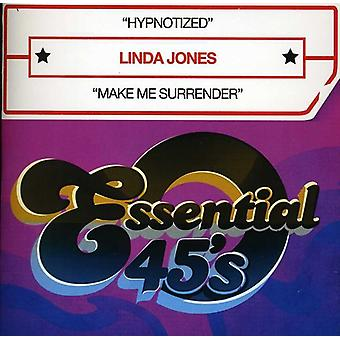 Linda Jones - Hypnotized [CD] USA import