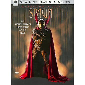Spawn [DVD] USA import