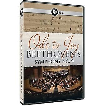 Ode to Joy: Beethoven's Symphony No. 9 [DVD] USA import