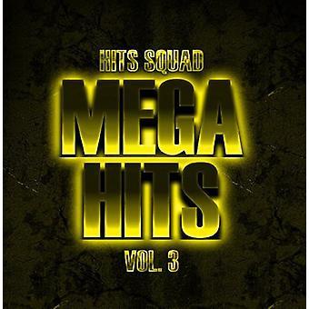 Hits Squad - Mega Hits 3 [CD] USA import