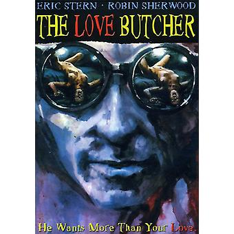 The Love Butcher [DVD] USA import
