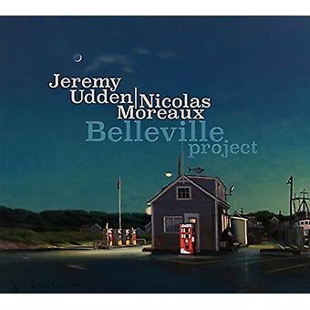 Udden, Jeremy & Moreaux, Nicolas - Belleville Quintet [CD] USA import