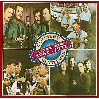 Land herrer - tidlige Rebel indspilninger [CD] USA importerer