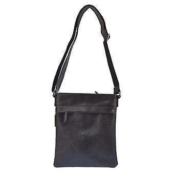 U.S. POLO ASSN. Shoulder bag with front zip pocket 25x29x cm