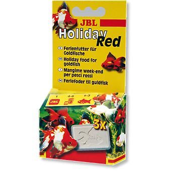 JBL Holiday Red (Pesci , Mangime , Acqua fredda)