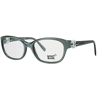 Montblanc MB0442/V 057 Taupe Perle Oval Opticals
