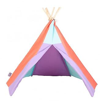 Boutique Camping Kid's Rainbow Teepee