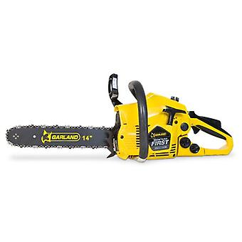 Garland Petrol Chainsaw  montana first 2 t - 37,2 cc/1,5 kw - 14