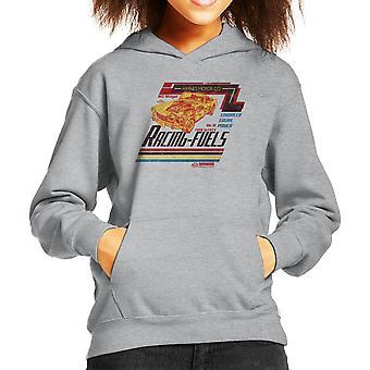 Haynes MG Midget Racing bränslen nödställda Kid's Hooded Sweatshirt