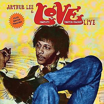Arthur Lee & Love - Arthur Lee & Love: Complete Forever Changes Live [CD] USA import