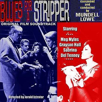 Mundell Lowe - Blues for en Stripper [CD] USA import