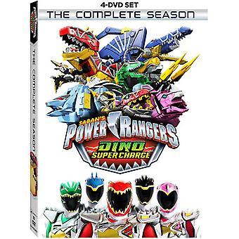 Power Rangers Dino Super za kompletny sezon [DVD] USA import