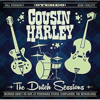 Fætter Harley - hollandske sessioner [CD] USA import