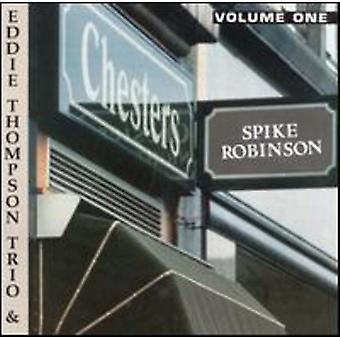 Thompson/Robinson-Thompson/Robinson: Vol. 1-på Chesters [CD] USA import
