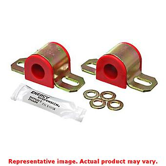 Energy Suspension Sway Bar Bushing Set 9.5122R Red Front/Rear Fits:MAZDA 1988 -