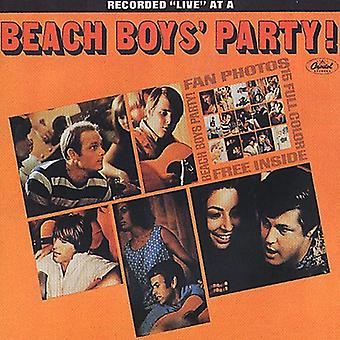 Beach Boys - Strona/Stack-O-utwory [CD] USA import