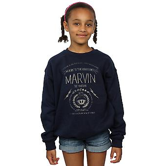 Looney Tunes filles Marvin le Martien où les du sweat-shirt Kaboom