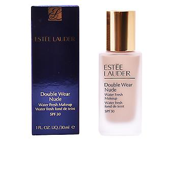 Estee Lauder Double Wear Nude Water Fresh Makeup Spf30 Fresco 30ml New Womens