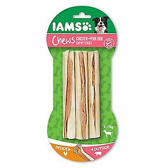 IAMS Sticks masticables pollo y cerdo 3 unid. (Dogs , Treats , Eco Products)