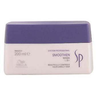 Wella Professionals SP Smoothen Mask 200 ml (Hair care , Hair masks)