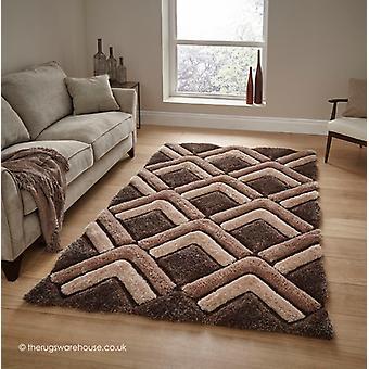 Oscar bruin tapijt