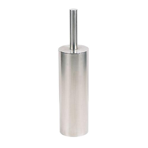 Urban Steel Toilet Brush Freestanding in brushed PZ12