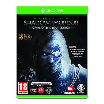 Middle-Earth Shadow of Mordor GOTY (Xbox One)