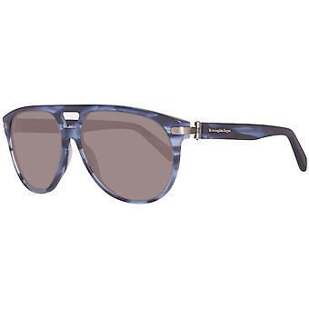 Zegna sunglasses mens Blau