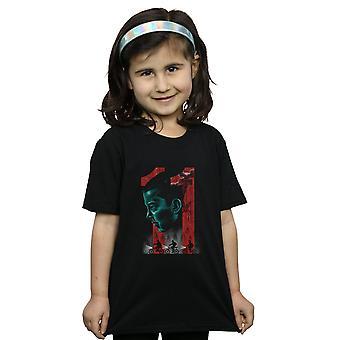 Vincent Trinidad fremder elf Mädchen T-Shirt