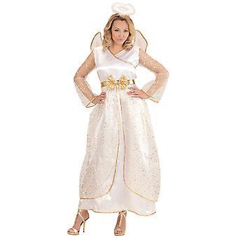 Costume d'ange ailé