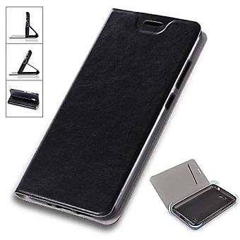 Flip / smart cover black for Sony Xperia XA2 protective case cover pouch bag case new case