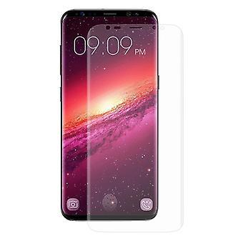2 x premio TPU ibrido curvo pellicola diapositiva serbatoio per Samsung Galaxy S9 plus G965F